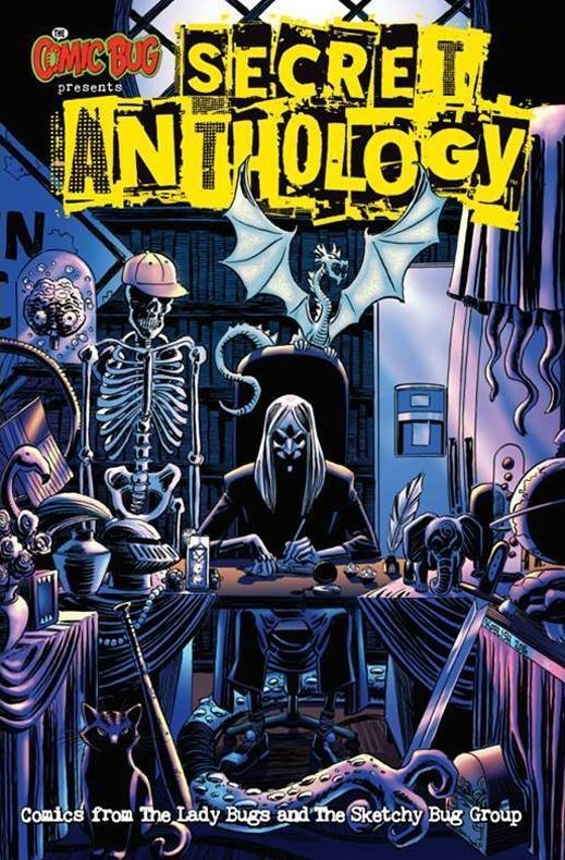 The Secret Anthology